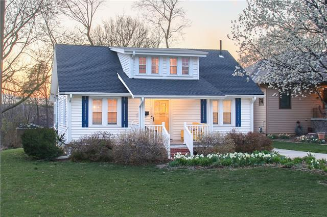6044 Ballentine Street Property Photo - Shawnee, KS real estate listing