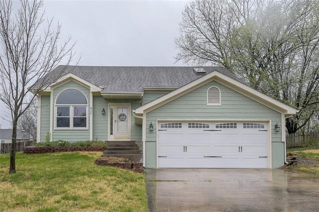 836 S Elk Lane Property Photo - Bonner Springs, KS real estate listing