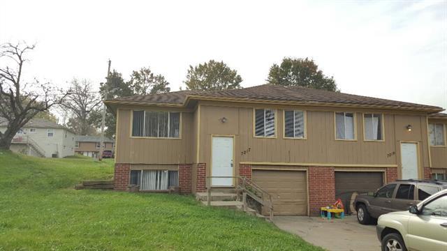 7217-19 Gilmore Avenue Property Photo - Kansas City, KS real estate listing