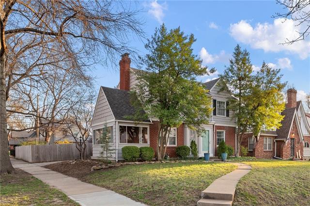 600 E 72nd Terrace Property Photo - Kansas City, MO real estate listing