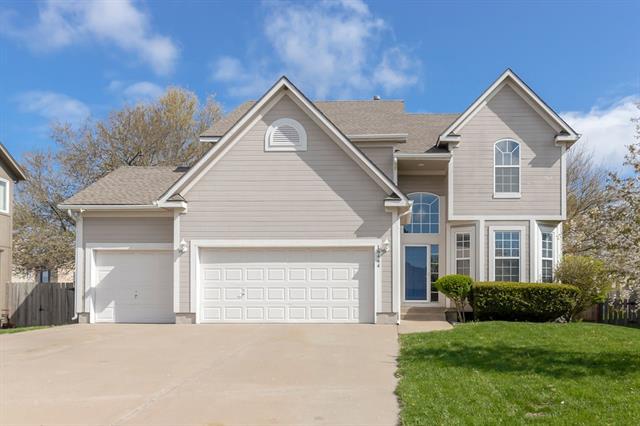 18444 W 153rd Terrace Property Photo - Olathe, KS real estate listing