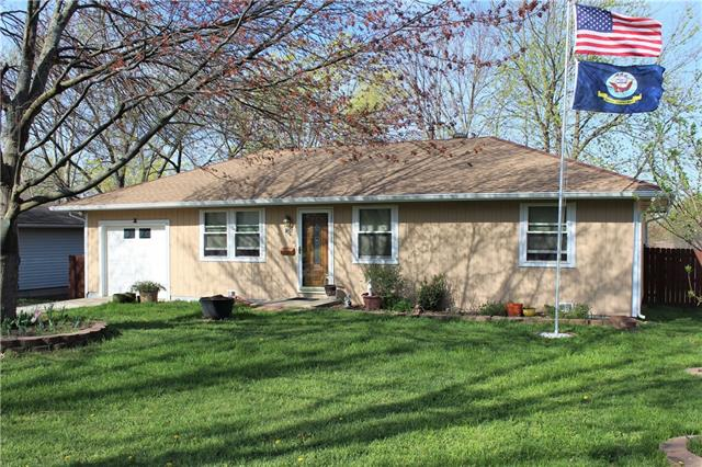 309 S Johnson Drive Property Photo - Odessa, MO real estate listing