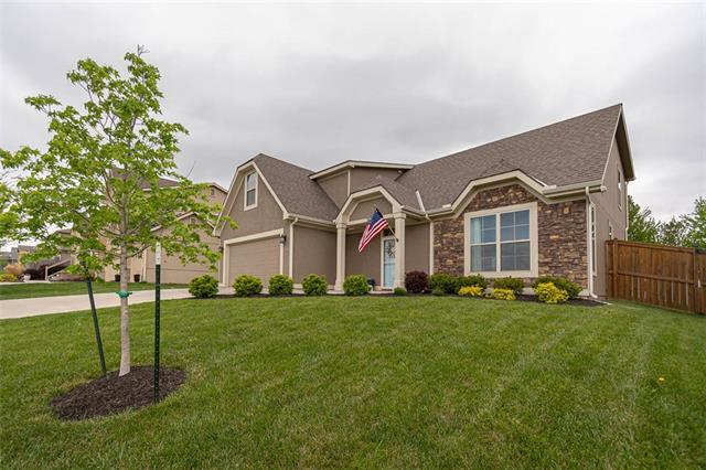 3612 Prairie Clover Court Property Photo - Lawrence, KS real estate listing