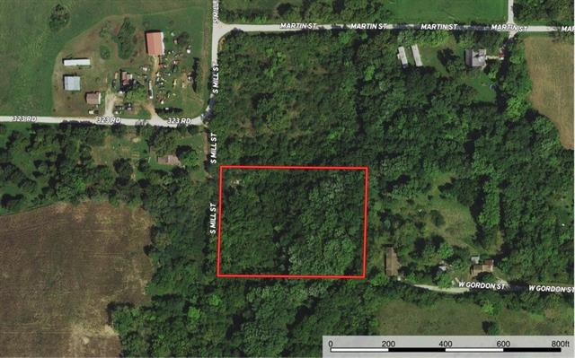 Mill Street Property Photo - Jerico Springs, MO real estate listing
