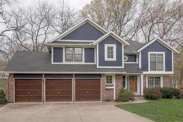 4416 NW Normandy Lane Property Photo - Kansas City, MO real estate listing