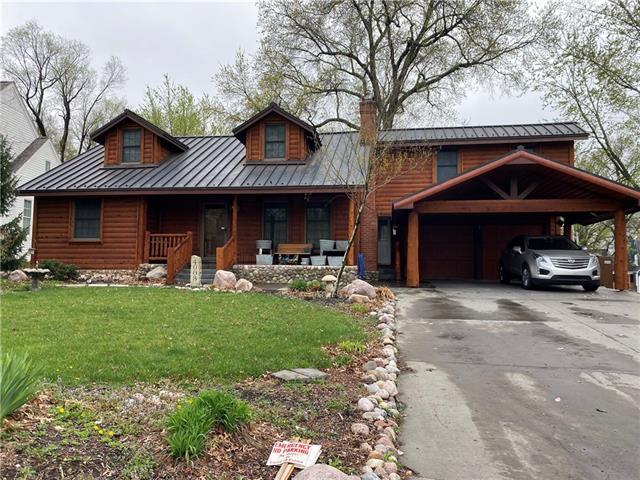 4003 W 72nd Terrace Property Photo - Prairie Village, KS real estate listing