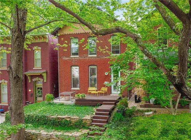 1628 Jefferson Street Property Photo - Kansas City, MO real estate listing