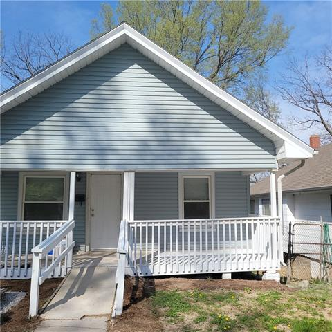 2710 N Early Street Property Photo - Kansas City, KS real estate listing