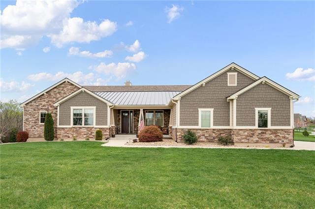 9159 Scott Drive Property Photo - De Soto, KS real estate listing
