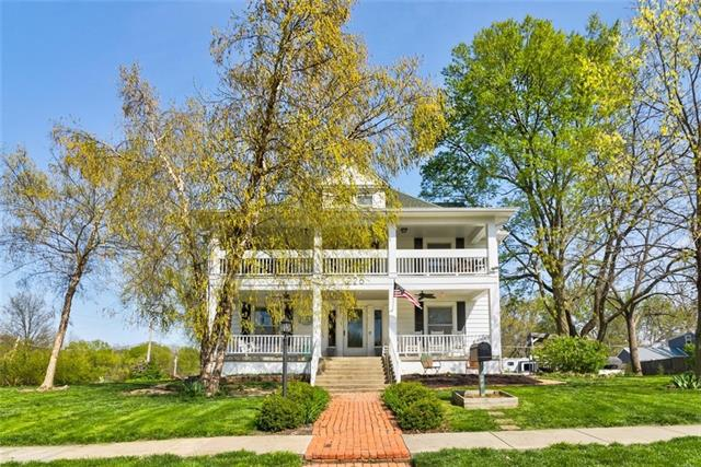 226 N ARMSTRONG Street Property Photo - Pleasant Hill, MO real estate listing