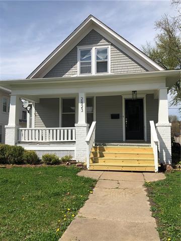 2823 Francis Street Property Photo - St Joseph, MO real estate listing
