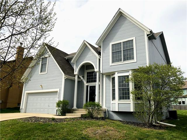 15216 W 153rd Terrace Property Photo - Olathe, KS real estate listing