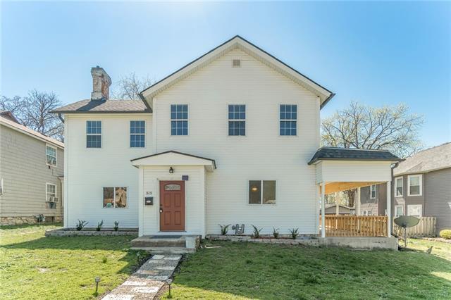 315 Vine Street Property Photo - Leavenworth, KS real estate listing