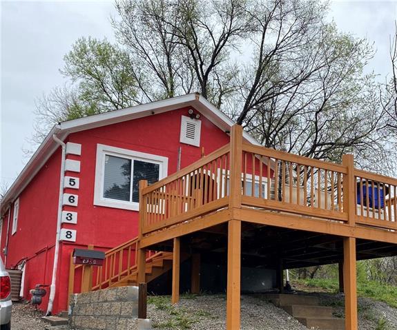 5638 E 29th Street Property Photo - Kansas City, MO real estate listing