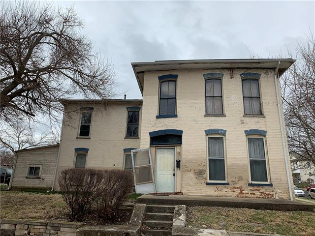 517 N 2nd Street Property Photo - Leavenworth, KS real estate listing