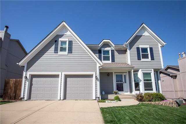 14430 W 121st Terrace Property Photo - Olathe, KS real estate listing