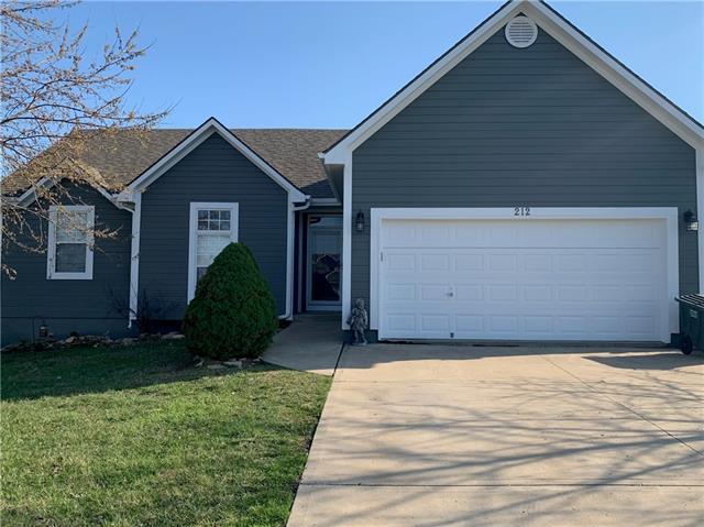 212 Prairie Lane Property Photo - Wellsville, KS real estate listing