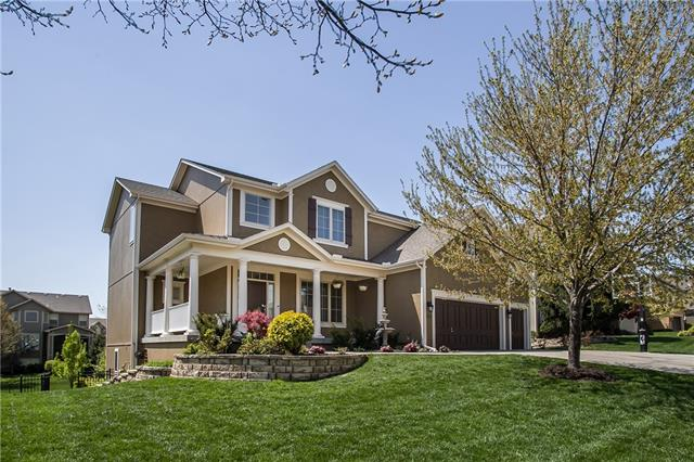 9219 W 157TH Terrace Property Photo - Overland Park, KS real estate listing
