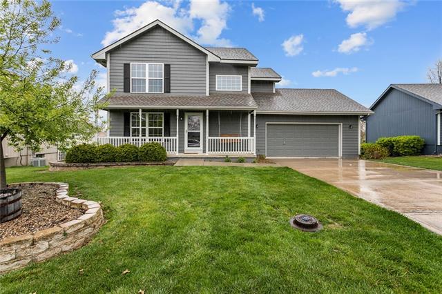 2109 Glenside Road Property Photo - Kearney, MO real estate listing