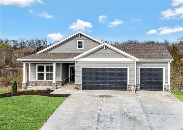 3217 SW Merriam Court Property Photo - Lee's Summit, MO real estate listing