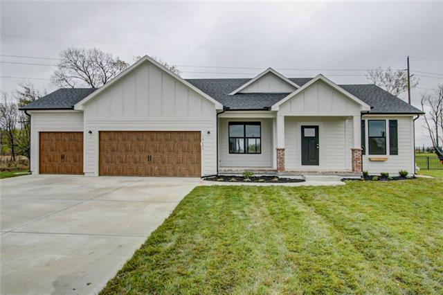 19611 W 196th Terrace Property Photo - Spring Hill, KS real estate listing