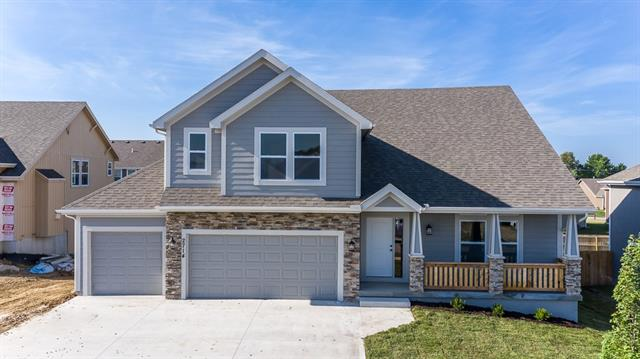 1902 N 162nd Terrace Property Photo - Basehor, KS real estate listing