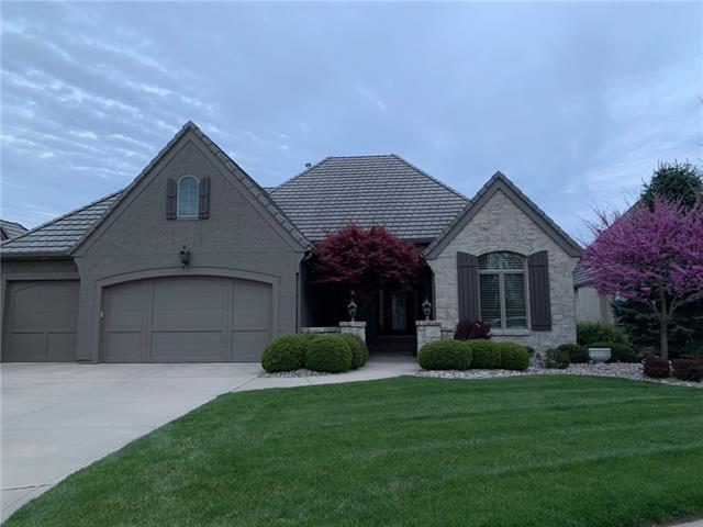 14029 Nicklaus Drive Property Photo - Overland Park, KS real estate listing