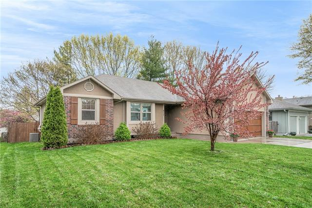 617 NE Adams Drive Property Photo - Lee's Summit, MO real estate listing