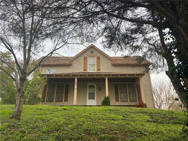 403 W Pine Street Property Photo - oregon, MO real estate listing