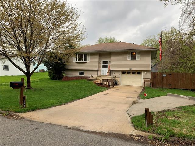 1115 Ironmoulder Street Property Photo - Leavenworth, KS real estate listing