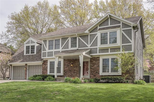 919 Saint Andrews Drive Property Photo - Kansas City, MO real estate listing