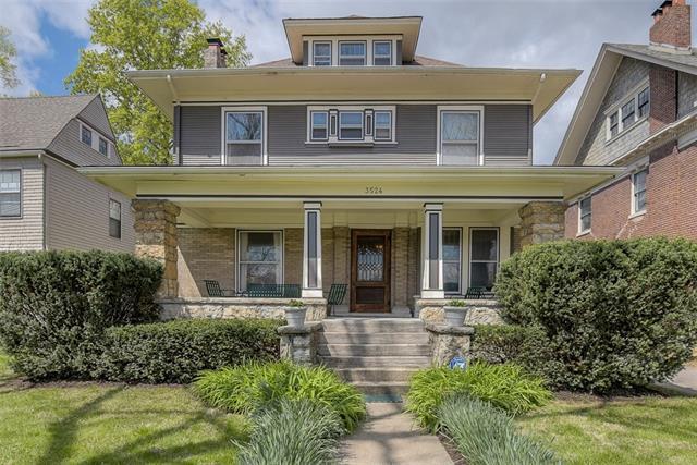 3524 Campbell Street Property Photo - Kansas City, MO real estate listing