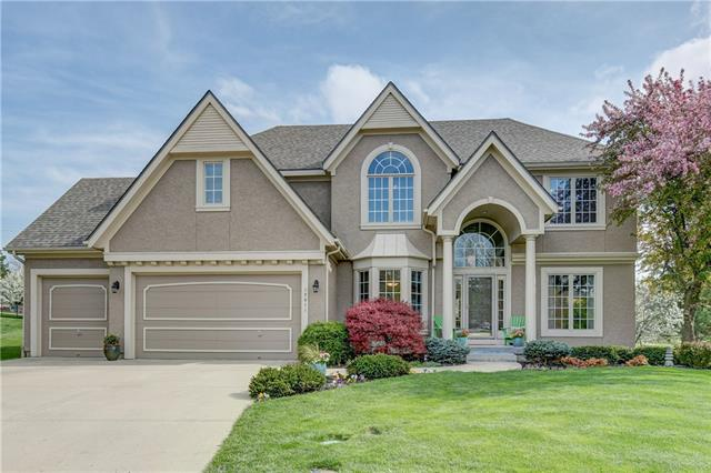 12911 W 74th Terrace Property Photo - Shawnee, KS real estate listing