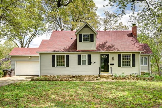 506 Manor Road Property Photo - Independence, MO real estate listing