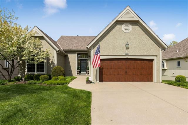 14817 Conser Street Property Photo - Overland Park, KS real estate listing