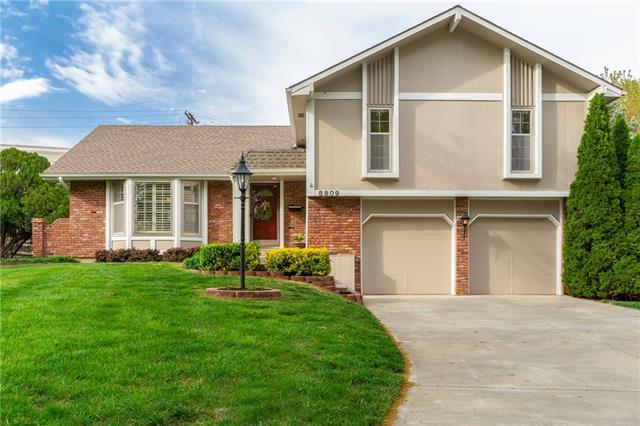 8809 Nall Avenue Property Photo - Prairie Village, KS real estate listing