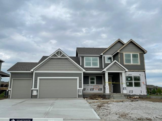 2219 Foxtail Drive Property Photo - Kearney, MO real estate listing