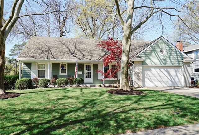 9116 WESTBROOKE Drive Property Photo - Overland Park, KS real estate listing