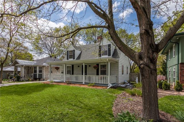 5200 DELMAR Street Property Photo - Roeland Park, KS real estate listing