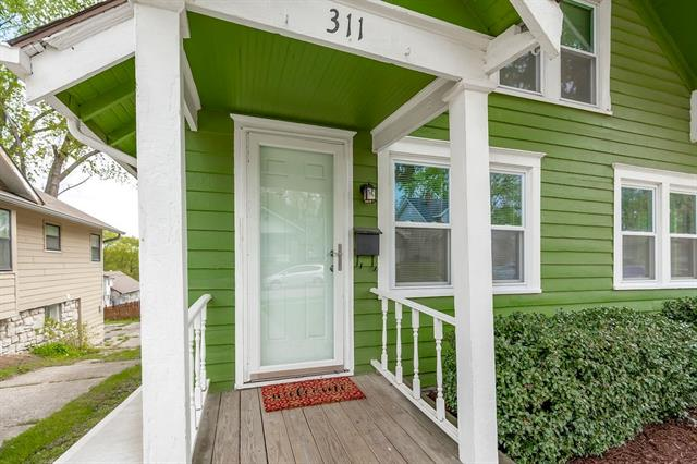 311 Chelsea Avenue Property Photo - Kansas City, MO real estate listing