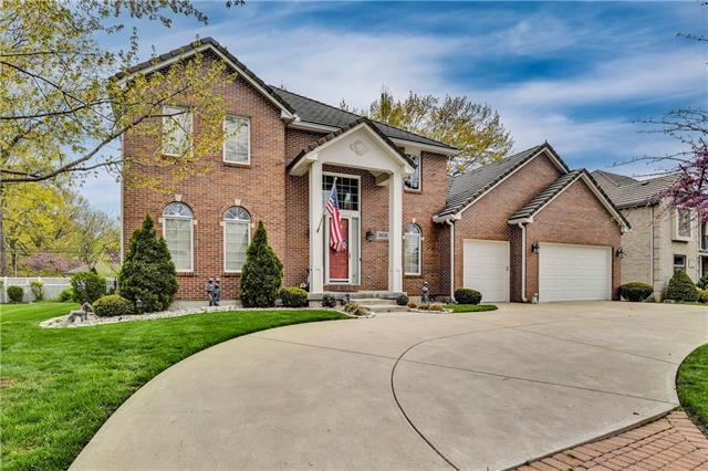 11108 Wyandotte Court Property Photo - Kansas City, MO real estate listing