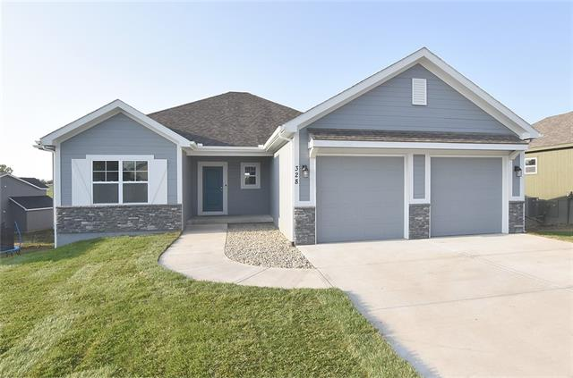 334 Fairview Circle Property Photo - Platte City, MO real estate listing