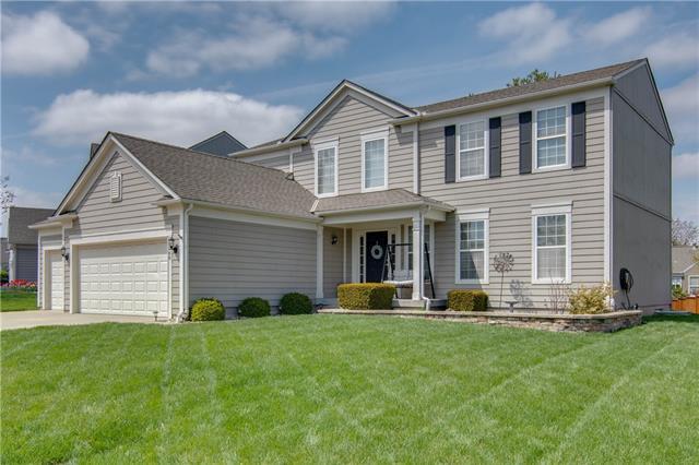14466 W 140TH Terrace Property Photo - Olathe, KS real estate listing