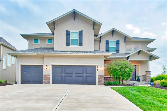 9405 W 164th Place Property Photo - Overland Park, KS real estate listing