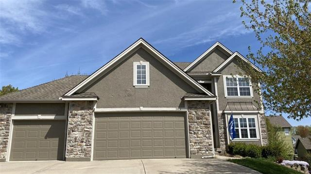 2412 SW 12th Terrace Property Photo - Lee's Summit, MO real estate listing