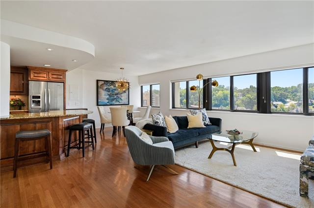 803 W 48th Street #806 Property Photo - Kansas City, MO real estate listing