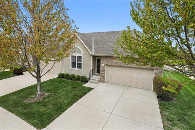 15845 W 61st Terrace Property Photo - Shawnee, KS real estate listing