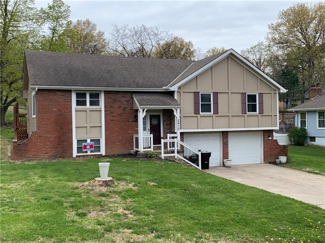 2410 S Vista Avenue Property Photo - Independence, MO real estate listing