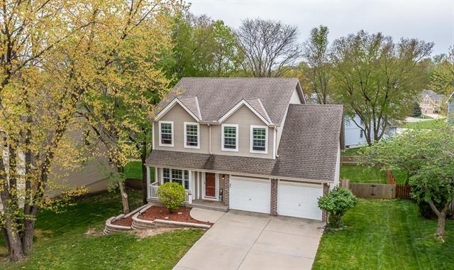 1407 NE 82ND Terrace Property Photo - Kansas City, MO real estate listing