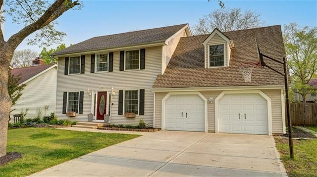 16004 W 149th Street Property Photo - Olathe, KS real estate listing